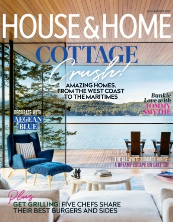 House & Home Cottage Crush: July – August 2021